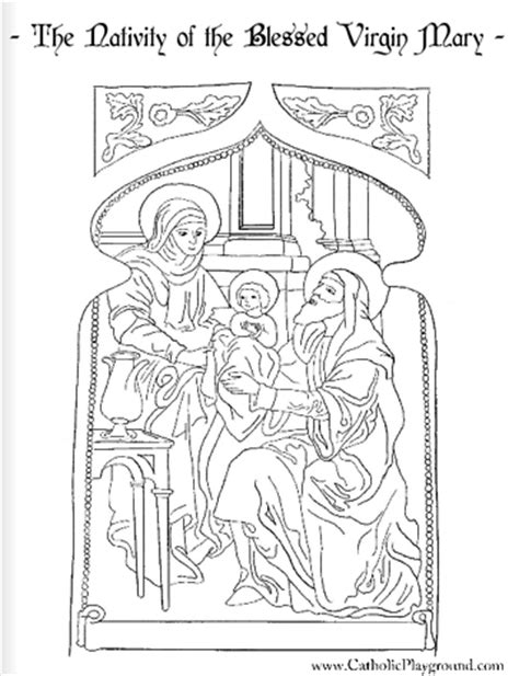 catholic nativity scene coloring pages september catholic playground