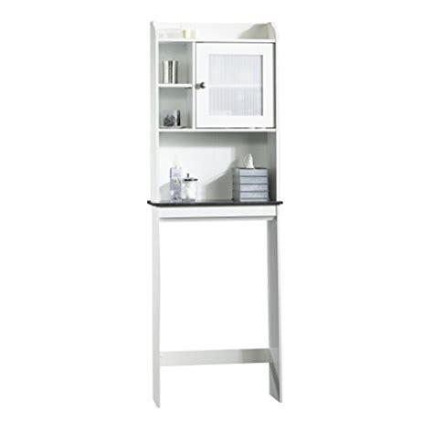 sauder large storage cabinet soft white finish sauder caraway etagere bath cabinet soft white finish