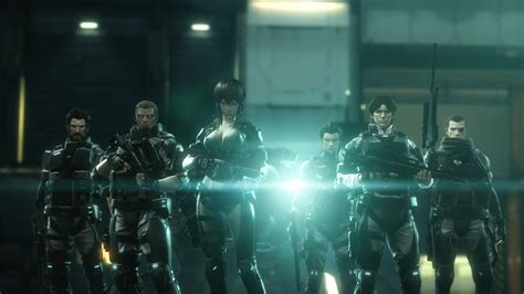 c section games online ghost in the shell stand alone complex first assault