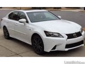 2017 lexus gs 350 f sport lease lease a lexus gs for