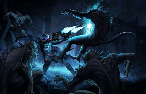 sci fi fantasy art admira wijaya stunning illustrations admira wijaya comic book artist