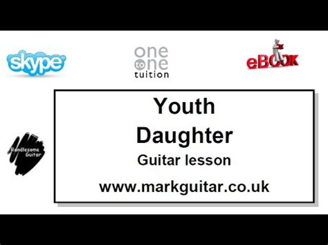 Youth Daughter Guitar