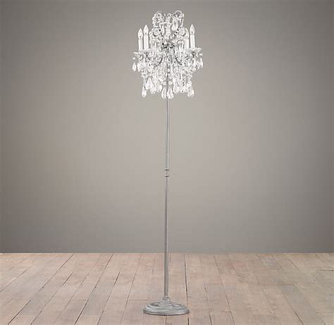 Standing Chandelier Standing Chandelier Floor L 17 Tempts To Catch The Drift Warisan Lighting