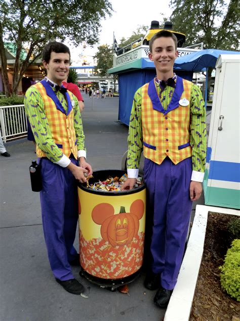 here are some costumes from mickeys halloween party at mickey s not so scary halloween party living in a grown