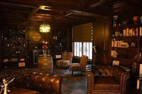 best way to smoke in a hotel room zt wine cigar lounge transitional living room chicago by ed saloga design build