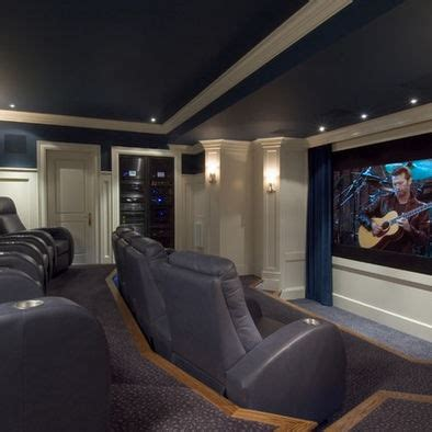 cool home theater rooms cool home theatre room media center at home