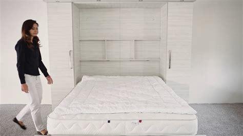 Wand Bett by Schrankbett Wandbett 50