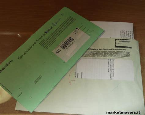 aci global ufficio rimborsi raccomandata atti giudiziari 76 77 78 di si tratta