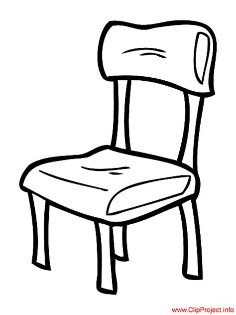 school chair coloring page school chair coloring page sketch coloring page