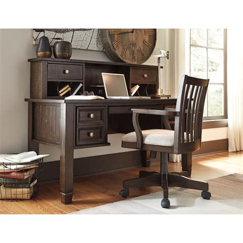 Signature Design By Signature Design By Townser Home Office Swivel Desk