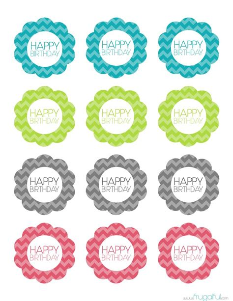 template for cupcake toppers 17 best images about cupcake toppers printable on