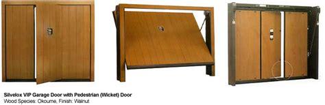 Silvelox Quality Garage Doors High Security Silvelox Garage Doors