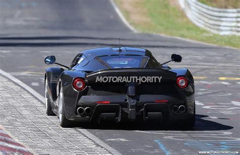 Ferrari Laferrari Xx by 2015 Ferrari Laferrari Xx Spy Shots