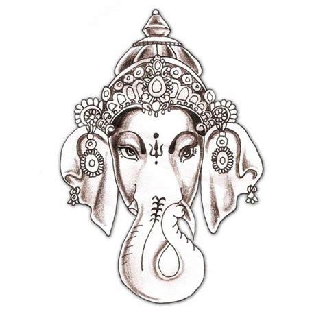 hindu elephant tattoo designs elephant hindu hindu elephant god god ganesha
