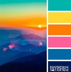 Best 25 Orange Color Schemes Ideas On Pinterest Blue
