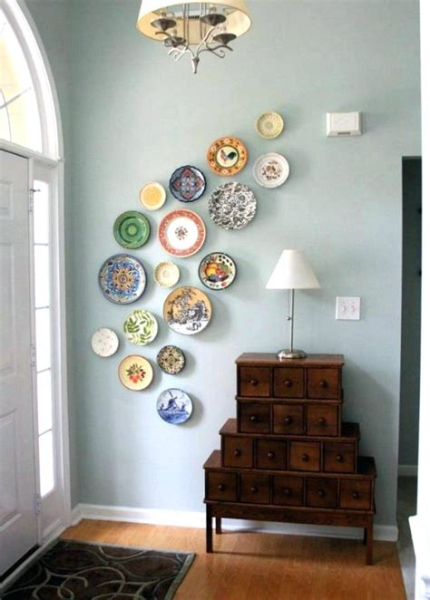 Decorative Glass Plate Wall 20 inspirations of glass plate wall