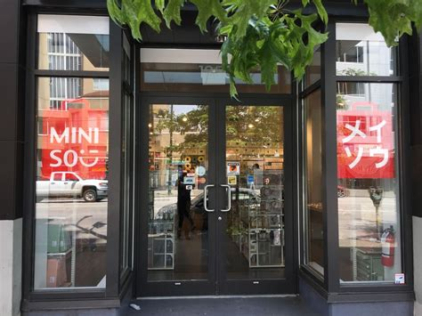 10 yuan variety store miniso opens in vancouver urbanyvr