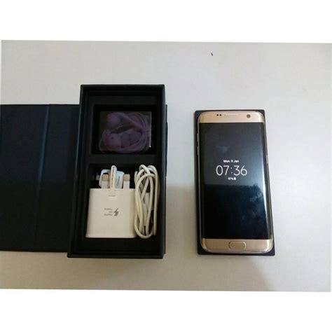Harga Samsung S7 Edge Oktober samsung galaxy s7 edge 32gb fullset harga dan spesifikasi