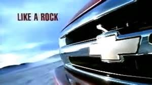 187 1996 chevrolet s 10 commercials like a rock