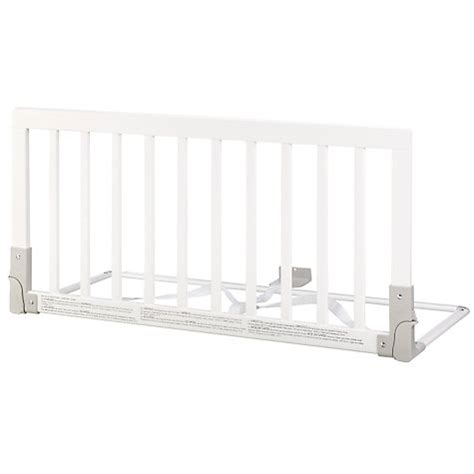 bed guard rail buy babydan wooden bed guard rail white john lewis