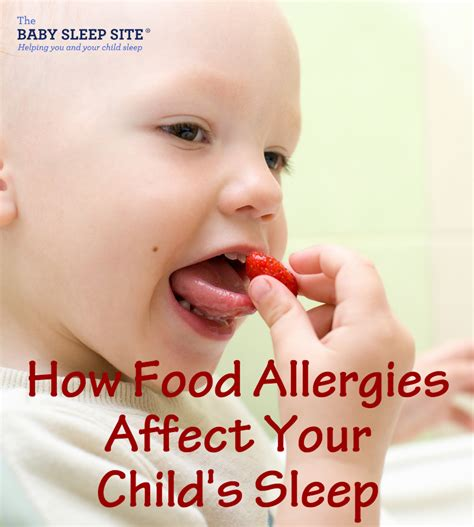 how potty training affects sleep the baby sleep site how your baby or toddler s food allergies and