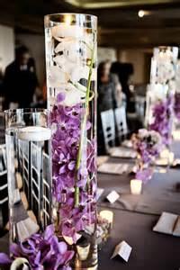Absolutely love the plum white grey scheme juli otter wedding
