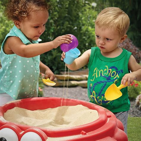 2 crabbie sand table crabbie sand table sand water play step2