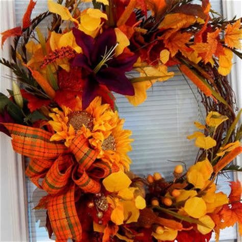how to make a fall wreaths for front door best fall wreaths for front door products on wanelo