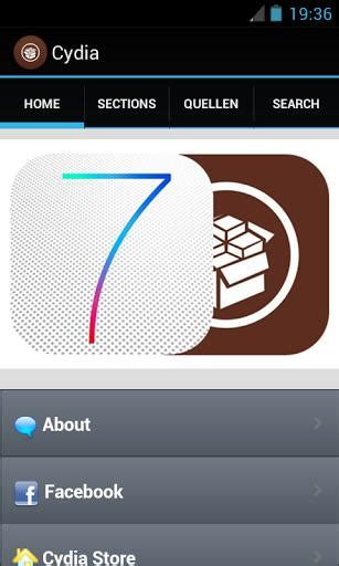 cydia for android apk free cydia 3 7 7 apk for android