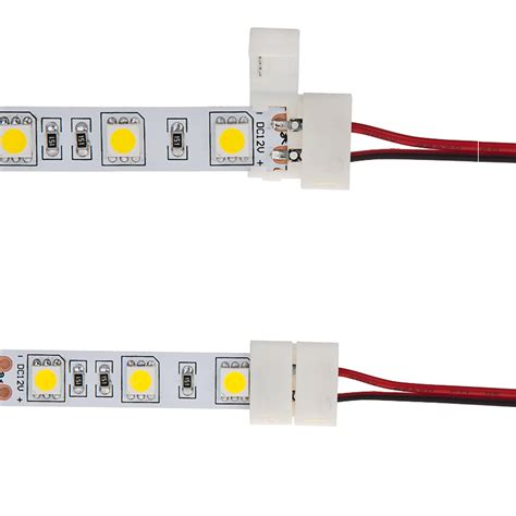 Led Ls For Growing by Led Connector 2 Contacts 10mm Interconnect 10