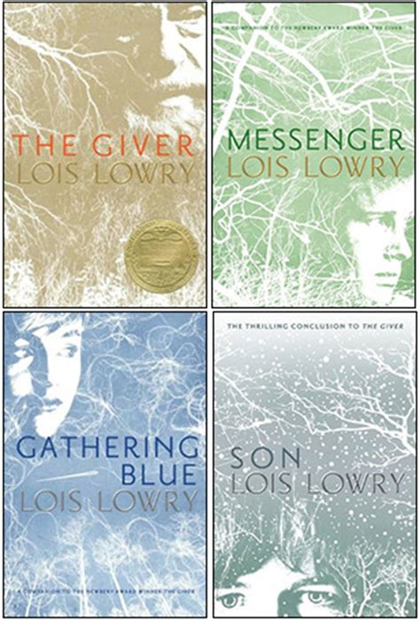 0007578490 the giver the giver quartet the giver quartet by lois lowry reviews discussion