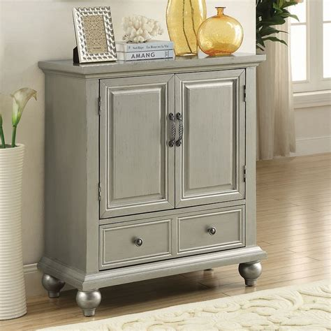 glamorous silver accent cabinet accent chests and