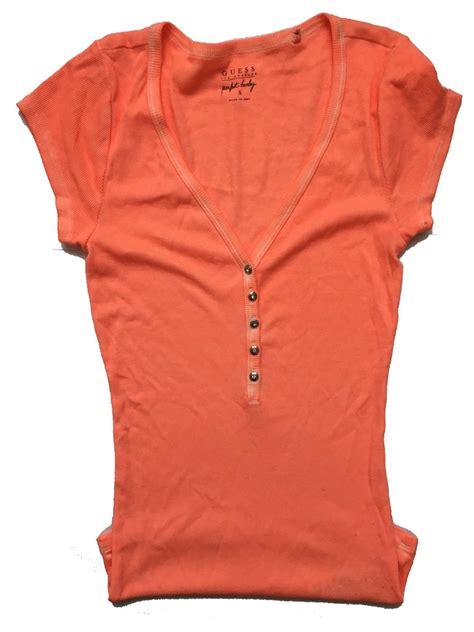color mamey blusa guess nueva 100 original mediana color mamey