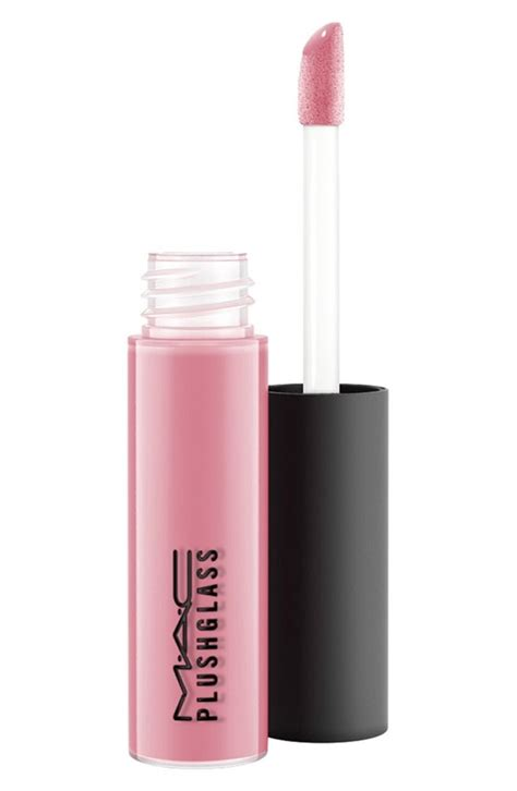 Mac Lip Gloss Bening mac plushglass lip gloss 0 14oz 4 2ml new in box ebay