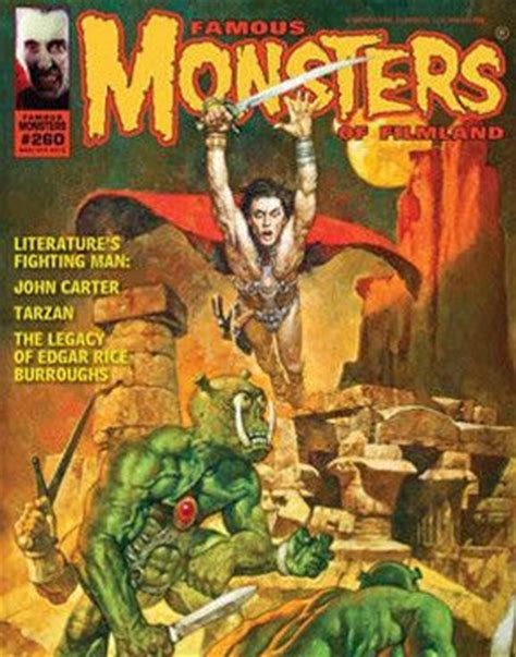 where monsters walked california locations of science fiction and horror 1925 1965 books monsters of filmland 260 cover by sanjulian