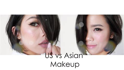 Eyeshadow Wardah Vs Makeover tutorial us vs asian style makeup