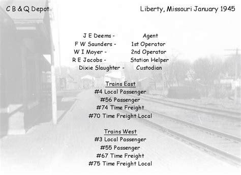 c b q depot liberty missouri page 2