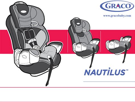 graco swing by me instructions graco car seat 1753283 user guide manualsonline com