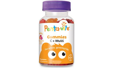Vitamin Pentavite 180 Penta Vite Gummies Vitamins Groupon Goods