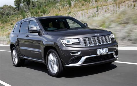 jeep summit 2015 2015 jeep grand cherokee summit platinum now on sale