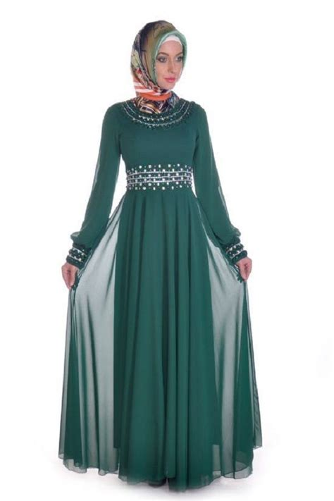 design dress hijab fancy party wear formal hijabs with abaya collection 2016