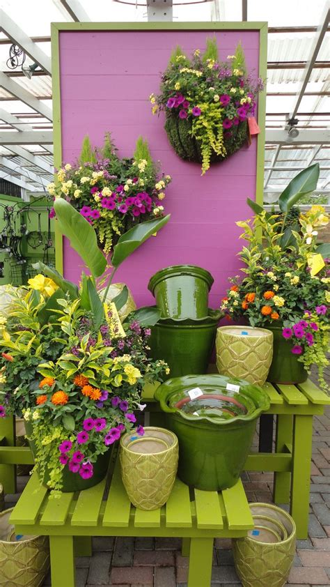 Garden Centre Ideas Beautiful Garden Center Display Displays