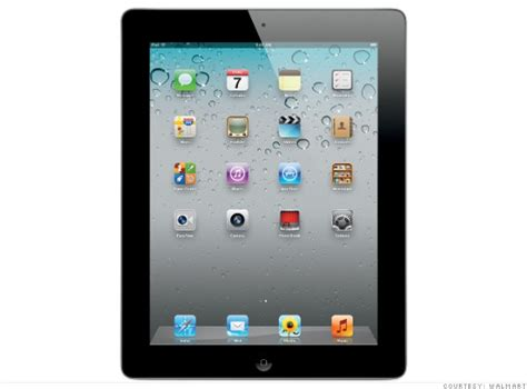 Walmart Ipad Gift Card - apple ipad 174 2 16gb with wi fi deals at wal mart on black friday cnnmoney