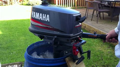 yamaha boat motor won t stay running yamaha 5hp outboard for sale rob wills youtube