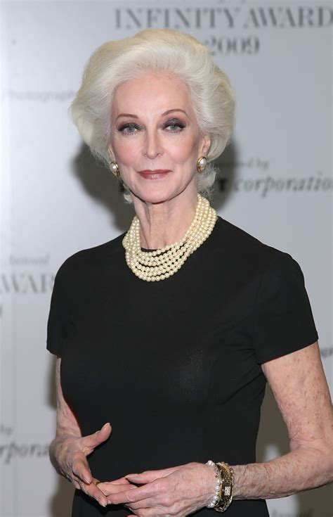 how to cut a 80 year old womans hair show pictures carmen dell orefice zimbio