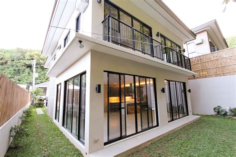 bedroom house  rent  maria luisa estate park cebu