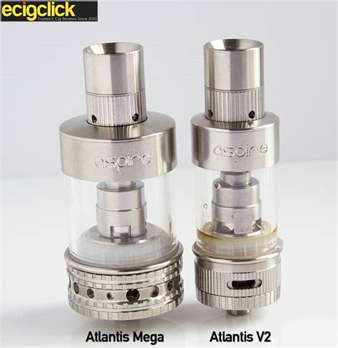 Aspire Atlantis aspire atlantis mega review