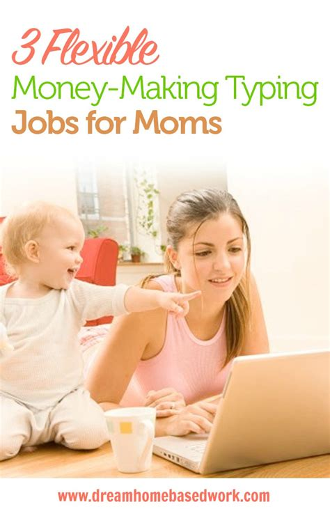 Home Based For Mothers Earn Money At Home With That 3 Money Typing For