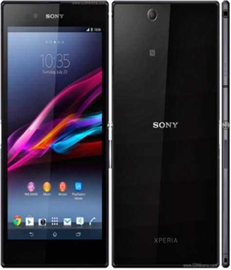Second Mulus Sony Xperia Z Ultra 3g White sony xperia z ultra specification and price