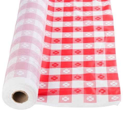 roll disposable plastic table cover rolls of plastic table covers for banquet tables decor